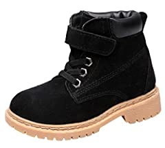 """Material: Cowhide Leather Sole: Oxford  Two style inside:With Fur or Without Fur Heel Type: Flat Shoe Width: D  The Appearance of New, Fashion that Grabs an Eye.This """"DADAWEN""""particular snow boots have two type.With fur inside and without fur..."""