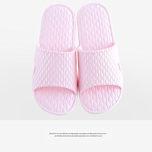 bagno estate soggiorno four fankou antiscivolo fresca 38 coppie semplice seasons rosa uomini femmina pantofole indoor bagno ciabatte home 39 e da qxYEaz