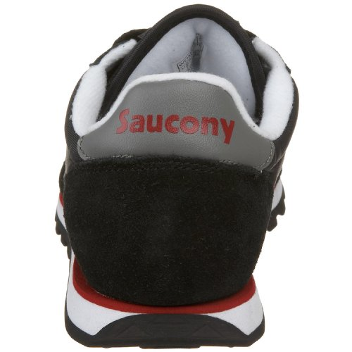 Black Saucony Jazz Low Sneakers Red Pro donna Gray xZqBxwXS