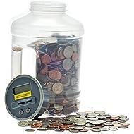 Jumbo Digital Coin Counter by Digital Energy Pennies...