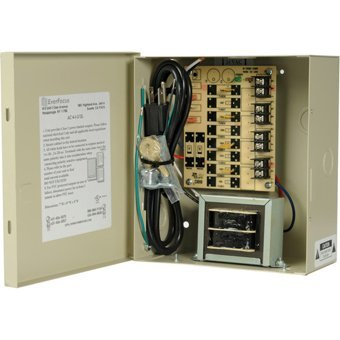 Everfocus 24v 4 Ch. 4.2 Amps Regulated Auto Reset Ul Listed