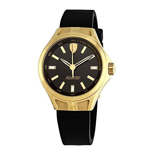 Ferrari Donna Black Dial Ladies Watch 820007