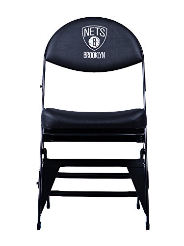 Spec Seats Official NBA Licensed X-Frame Courtside Seat Brooklyn Nets by Spec Seats