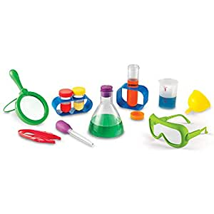 Learning Resources Primary Science Lab Activity Set, 12 Pieces