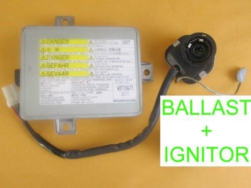 Amazoncom OEM Mitsubishi HID XENON Invertor Unit Ballast Ignitor - 2003 acura tl headlight ballast