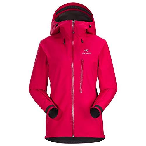 - Arc'teryx Alpha SL Jacket - Women's, Radicchio, Small, 325162