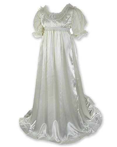 Regency Jane Austen Style Ball Gown Costume (2/2)
