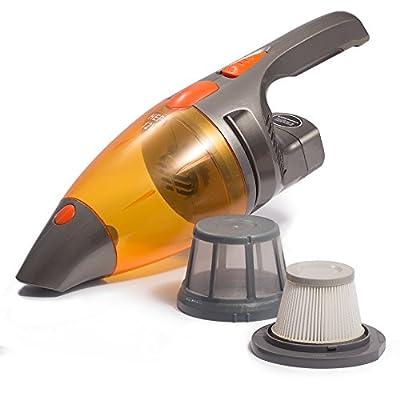 Kensun Portable AC/DC Rechargeable Car Vacuum Cleaner: Home & Kitchen
