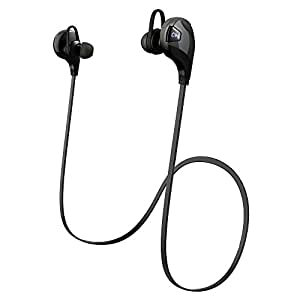 VicTsing Inalámbrico Auriculares Audífonos Deportivos Bluetooth 4.1 Sonido Estéreo, Built-in Mic Manos Libres, para Gimnasio / Correr / Ejercicio / Deportes
