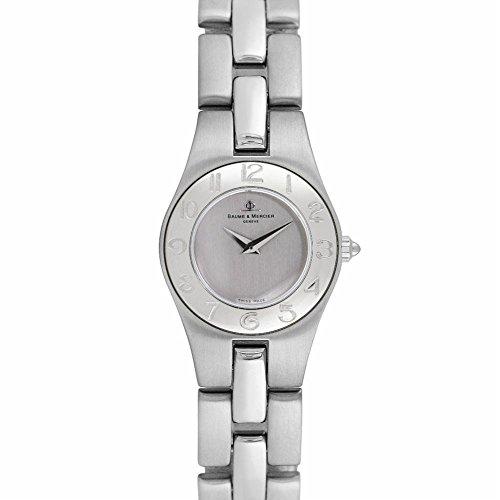 Baume & Mercier Linea swiss-quartz womens Watch MOA08109 (Certified Pre-owned)