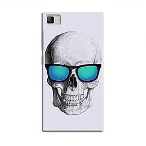 Cover It Up - Cool Skull Mi3 Hard Case
