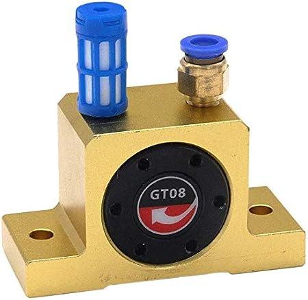 Industrial Neumático Vibradores, GT08 Silencioso Dorado Industrial ...