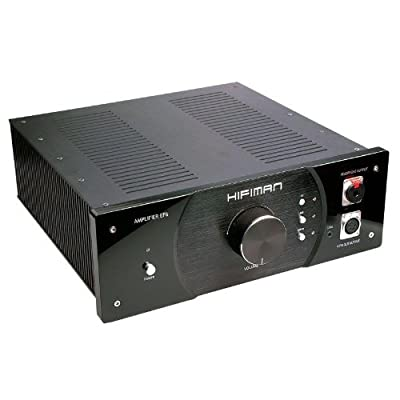 HifiMan Electronics EF-6 Class A Reference Headphone Amplifier and Pre-Amplifier (Black)