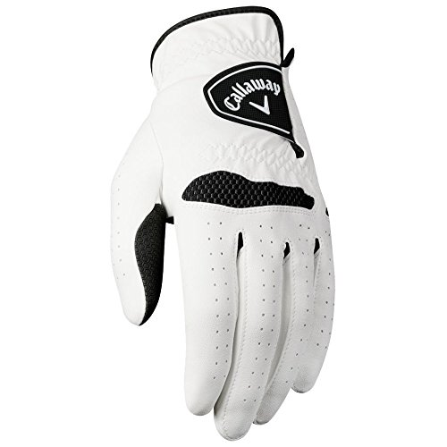 Men Golf Glove (Callaway Men's Xtreme 365 Golf Gloves (Pack of 2), Large, Left Hand)