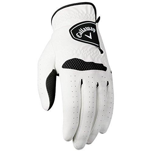 Callaway Men's Xtreme 365 Golf Gloves (Pack of 2), Large, Left Hand (Callaway Golf Glove)