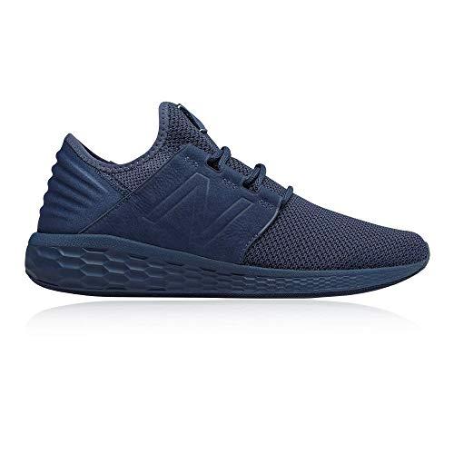 Foam Fresh V2 De Balance Cruz Para Azul Zapatillas Running Hombre Knit New wSxOHE