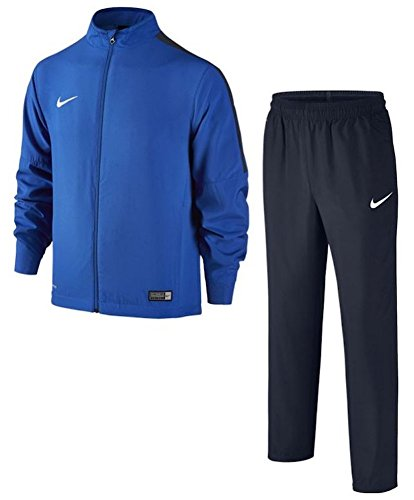 Nike Woven Suit - NIKE Academy 16 Woven Tracksuit Kids (S, Blue)
