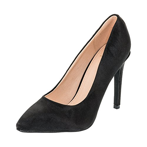 W Zapatos de de Para Material Schwarz Vestir Sintético S M362sw Mujer rSPawnr