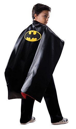 DC Comics Reversible Batman and Superman Cape