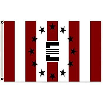 Enclave E American Flag Banner 3x5Feet