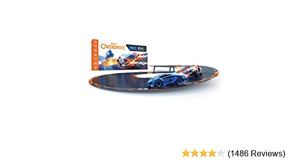 Amazon.com  Anki Overdrive Starter Kit  Toys   Games 52fac21b95d
