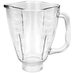 Trébol de cristal jarra de batidora, se adapta a Oster batidoras ...