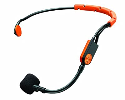 Shure SM31FH Wireless Fitness Headset Condenser Microphone from Shure Incorporated