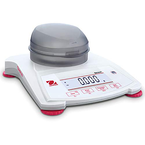 Ohaus SPX223 Scout Analytical Balance, 220 g x