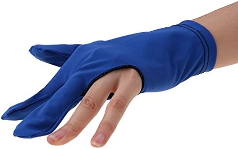 Andux Zone 3 Finger Pool Schützen Billard Handschuhe YD/ST-04