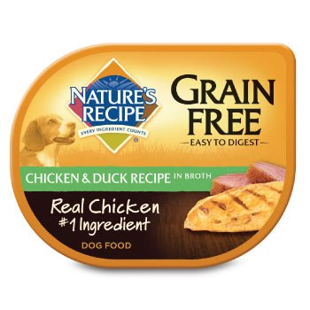 Big Heart Pet Can Nature s Recipe Chicken Duck, 2.75 oz, Pack of 24