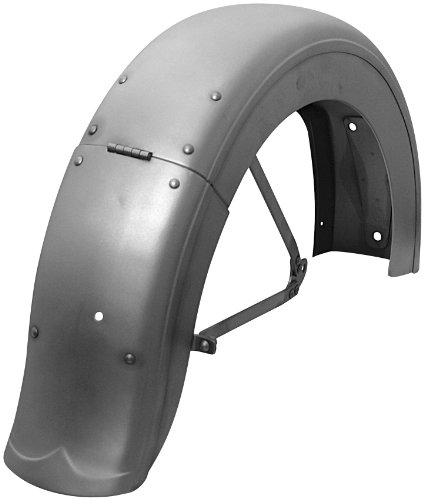 Paughco Bobbed Rear Fender for Rigid Models