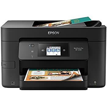 Amazon com: Epson Workforce Pro WF-4720 Wireless All-in-One Color