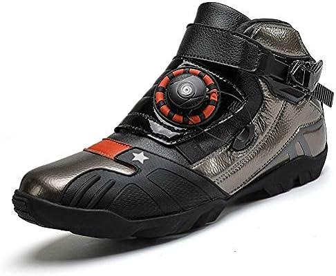 Zapatillas De Bicicleta De Montaña, Hombre Calzado De Bicicleta De ...