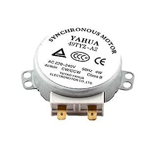 cuckoo-X Motor Eléctrico De Placa Giratoria Sincronizada ...