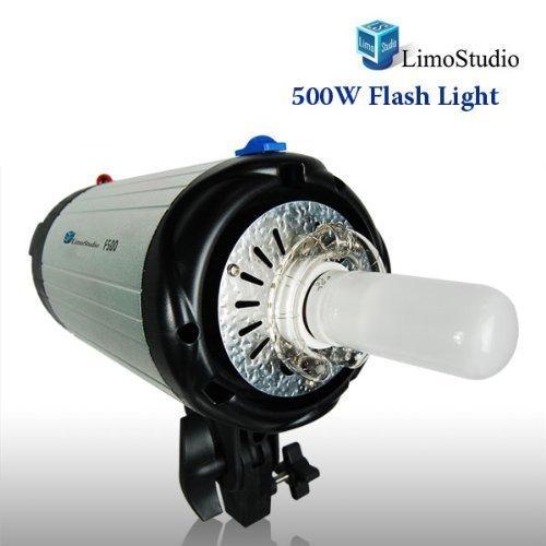 LimoStudio 500W Photo Studio Flash Strobe Light Monolight Photography Lighting, AGG833 by LimoStudio