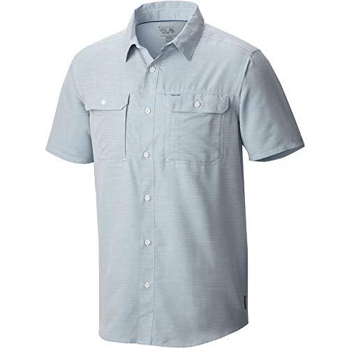 - Mountain Hardwear Men's Canyon¿ S/S Shirt Phoenix Blue Medium