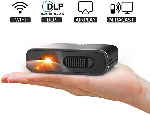 Mini Proyector Portátil WiFi 3D: Amazon.es: Electrónica
