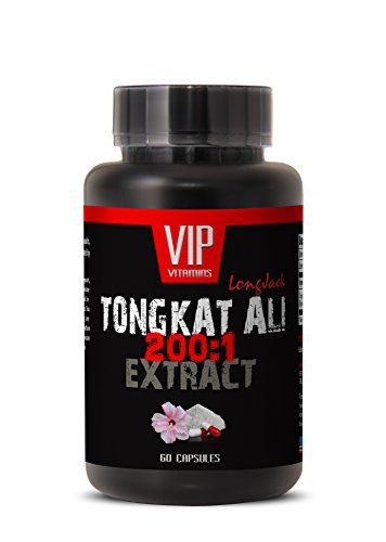 Natural libido boost - TONGKAT ALI EXTRACT 200 TO 1 - Tongkat ali root extract 200 to 1 - 1 Bottle 60 Capsules (Care Tablets 90 Intensive)