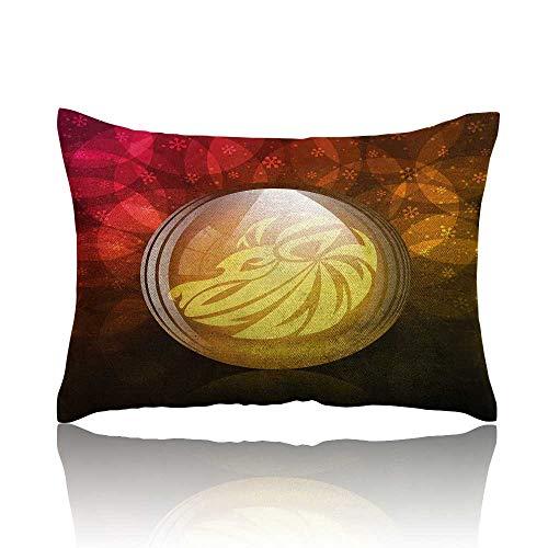 homecoco Astrology Mini Pillowcase 18