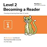 Reading with Miss Amanda Level 2: Becoming a Reader: Focusing on learning three-letter 'a' words