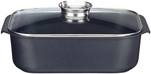 ELO 82738 Sauteuse, Fonte d'aluminium, Noir, 0 cm