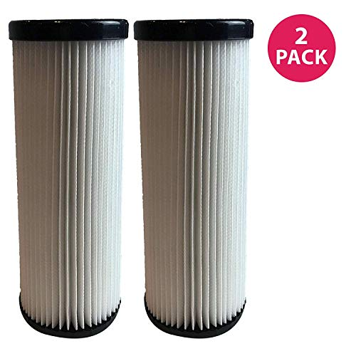 2 Dirt Devil F1 Filters, Part # 3JC0280000, 2JC0280000