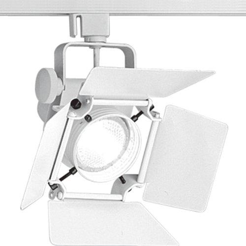 Progress Lighting P6306-28 Gallery Track Head, Bright White