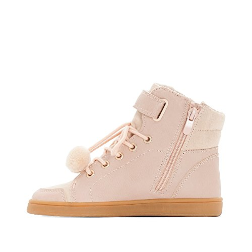 La Redoute Collections Sneakers mit Pompons 2639 Rosa