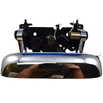Chrome Tailgate Handle PT Auto Warehouse HY-3501M-T1