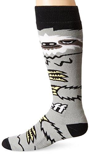 Neff Men'S Sloth Snow Socks - Neff Young Men'S