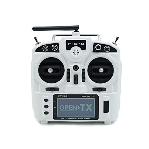 2019 FrSky Classic Form Factor Portable Transmitter Taranis X9 Lite Access Protocol (Glacier White)