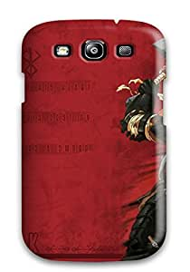 Best New Super Strong Berserk Tpu Case Cover For Galaxy S3