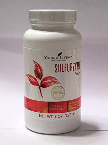 Sulfurzyme Powder - 8 oz by Young Living Essential Oils