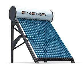 Calentador de agua solar para ACS (termosifón), HEAT PIPE, depósito 180 L